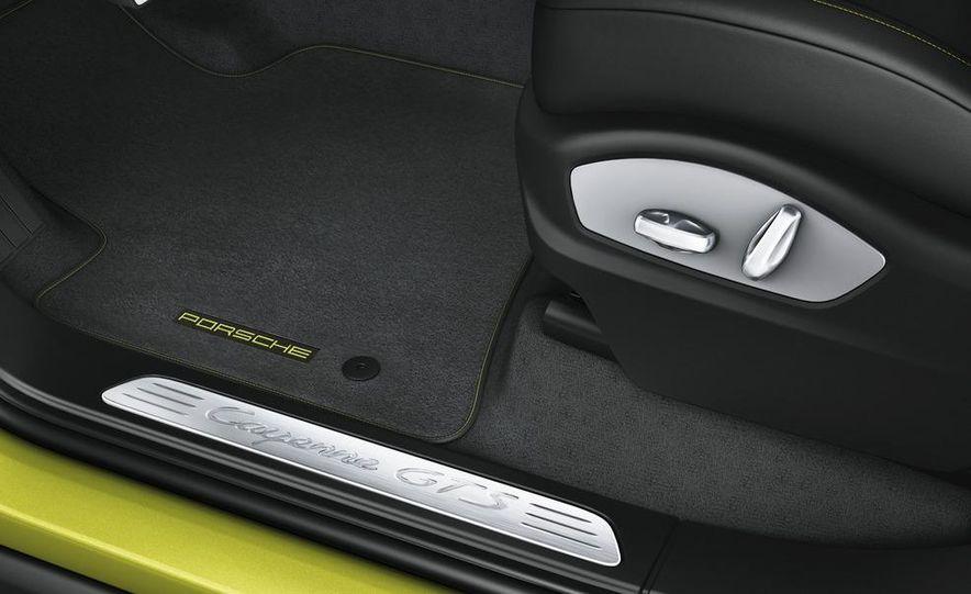 2013 Porsche Cayenne GTSs - Slide 37