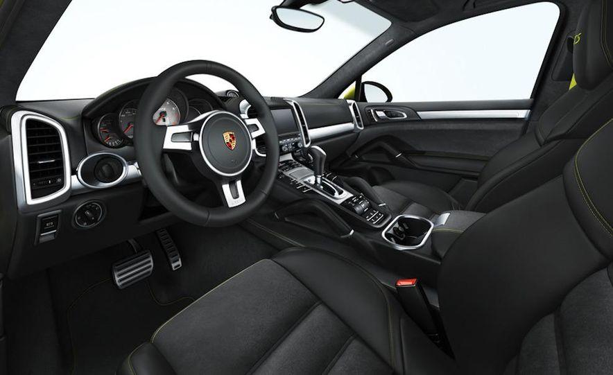2013 Porsche Cayenne GTSs - Slide 28