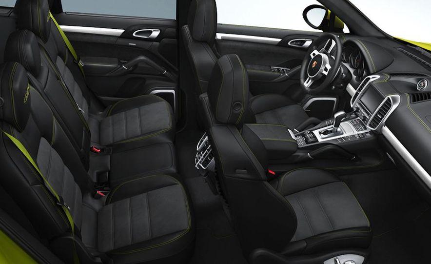 2013 Porsche Cayenne GTSs - Slide 29