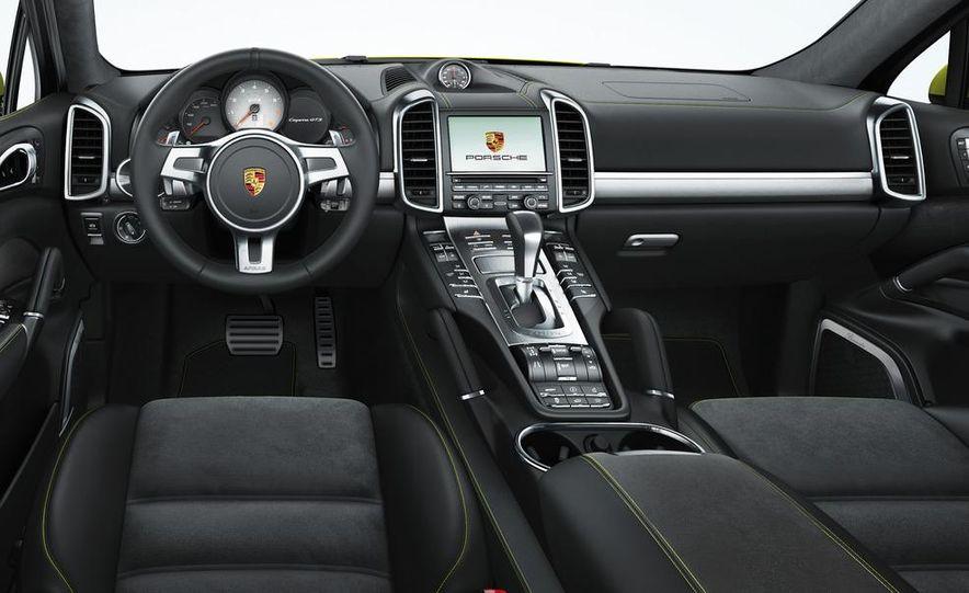 2013 Porsche Cayenne GTSs - Slide 32