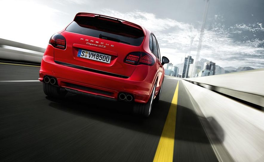 2013 Porsche Cayenne GTSs - Slide 6