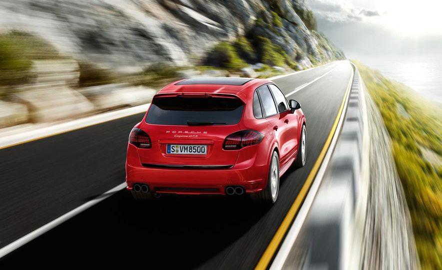 2013 Porsche Cayenne GTSs - Slide 9