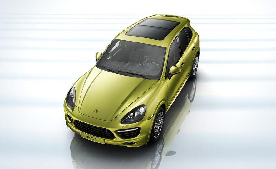 2013 Porsche Cayenne GTSs - Slide 27