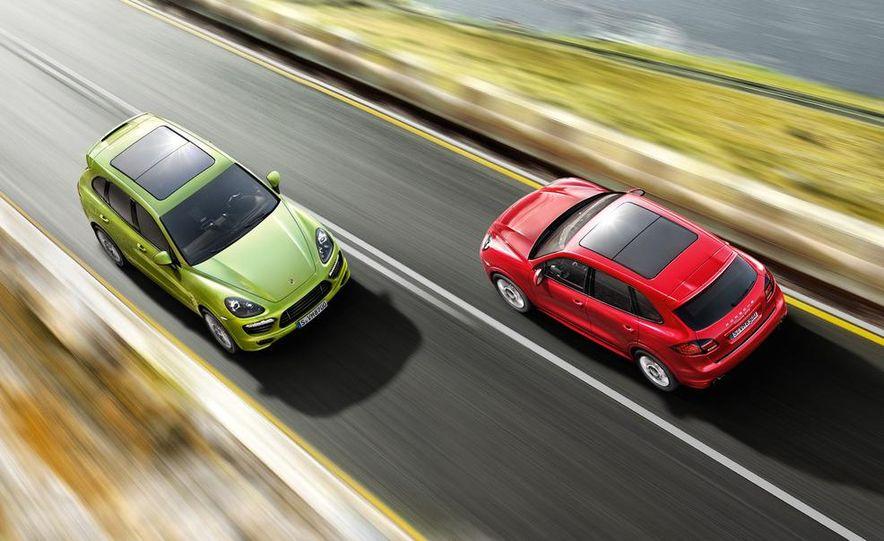 2013 Porsche Cayenne GTSs - Slide 2
