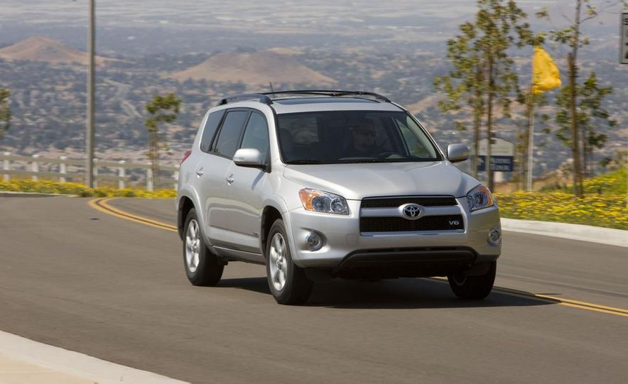 2013 Toyota RAV4 (spy photo) - Slide 24