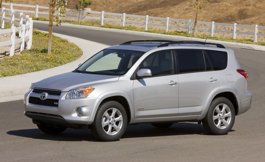 2013 Toyota RAV4 (spy photo) - Slide 25