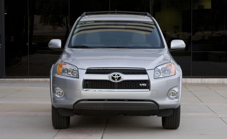 2013 Toyota RAV4 (spy photo) - Slide 28