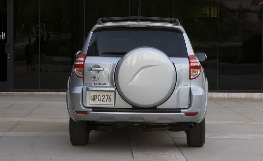 2013 Toyota RAV4 (spy photo) - Slide 29