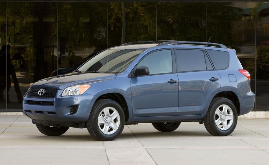 2013 Toyota RAV4 (spy photo) - Slide 13