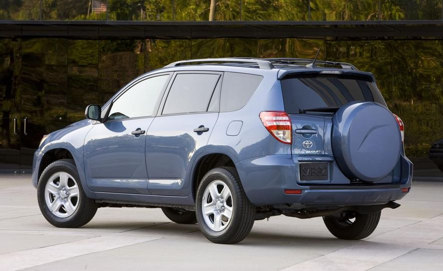 2013 Toyota RAV4 (spy photo) - Slide 14