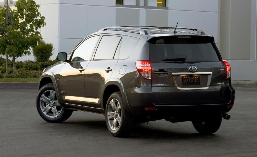 2013 Toyota RAV4 (spy photo) - Slide 20