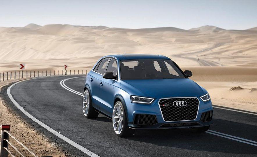 Audi RS Q3 concept - Slide 1