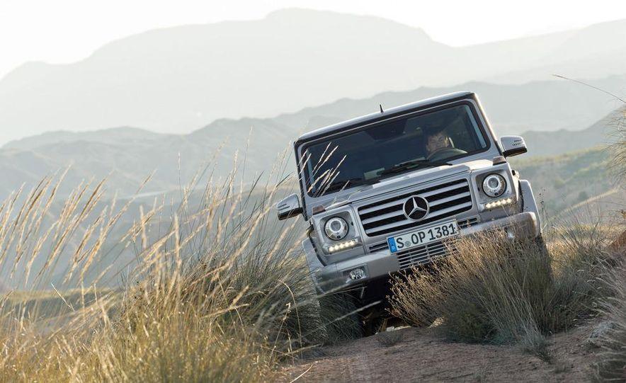 2013 Mercedes-Benz G350 BlueTec - Slide 1