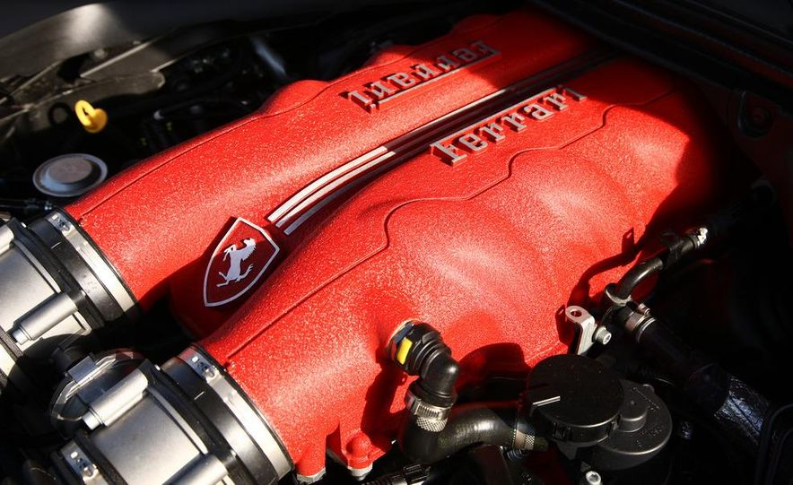 2013 Ferrari California - Slide 53