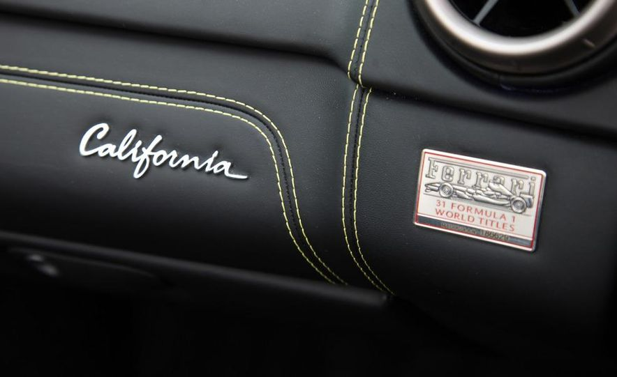 2013 Ferrari California - Slide 52