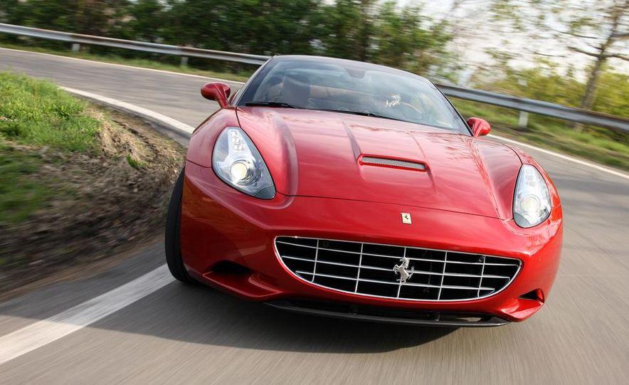 2013 Ferrari California - Slide 54