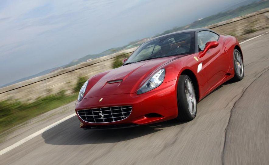 2013 Ferrari California - Slide 55