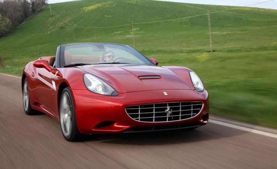 2013 Ferrari California - Slide 57
