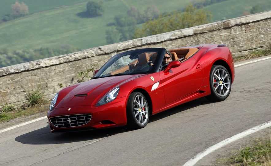 2013 Ferrari California - Slide 59