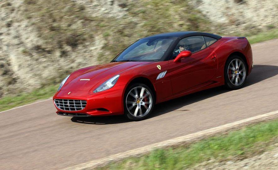 2013 Ferrari California - Slide 64