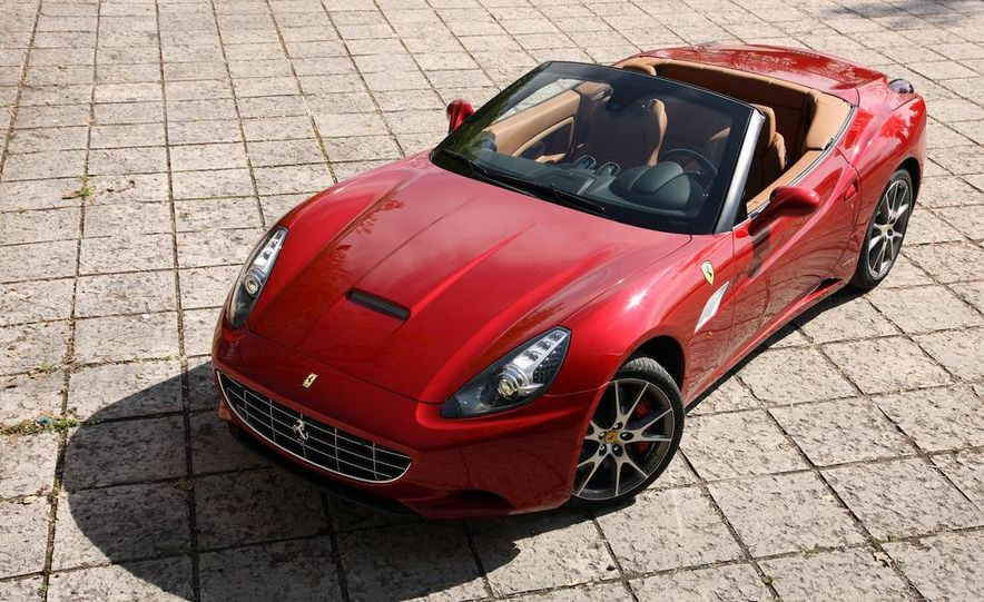 2013 Ferrari California - Slide 73