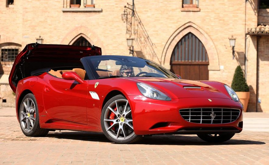 2013 Ferrari California - Slide 78