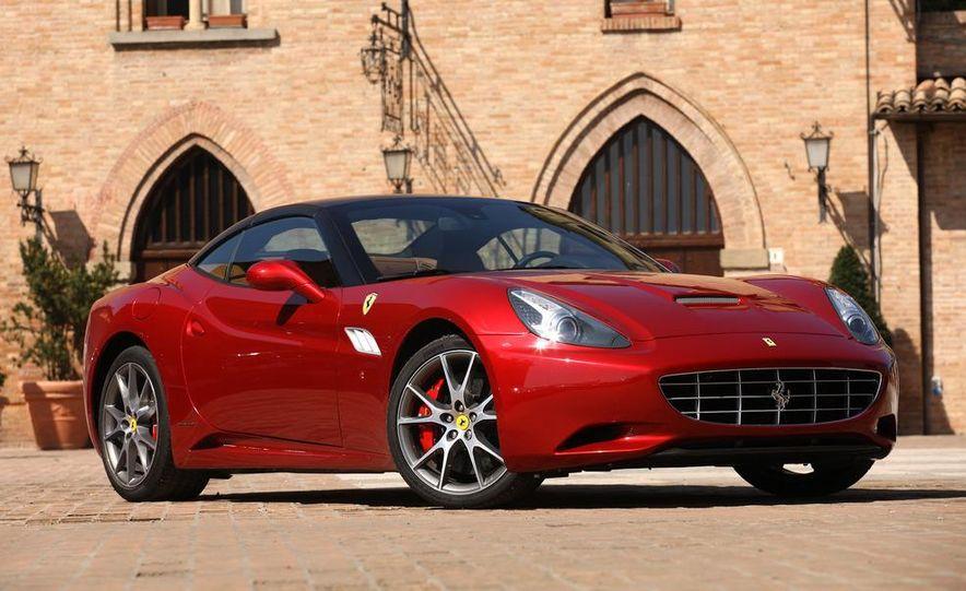 2013 Ferrari California - Slide 82