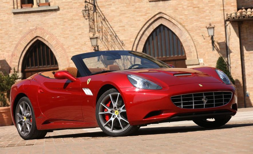 2013 Ferrari California - Slide 83