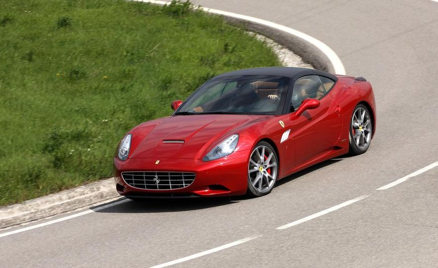 2013 Ferrari California - Slide 88
