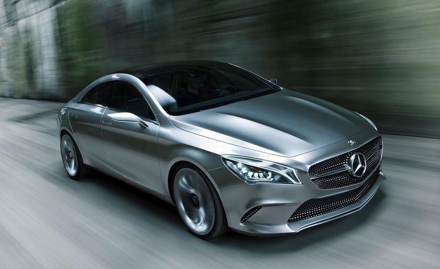Mercedes-Benz Concept Style Coupé - Slide 1