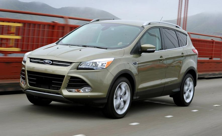 2013 Ford Escape Titanium EcoBoost - Slide 3