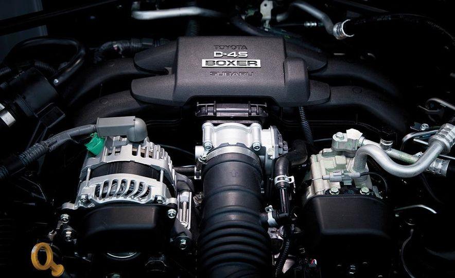 2013 Subaru BRZ Limited - Slide 40