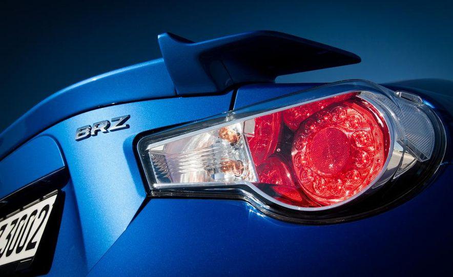 2013 Subaru BRZ Limited - Slide 26