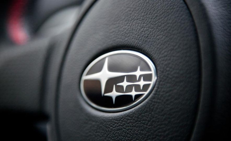 2013 Subaru BRZ Limited - Slide 35