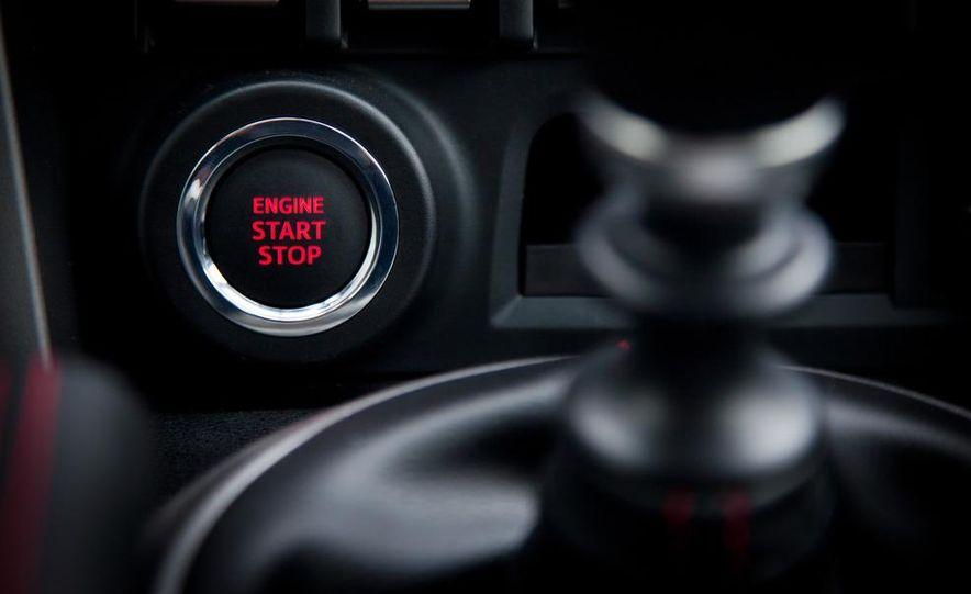 2013 Subaru BRZ Limited - Slide 36
