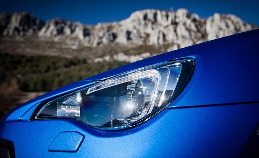 2013 Subaru BRZ Limited - Slide 22