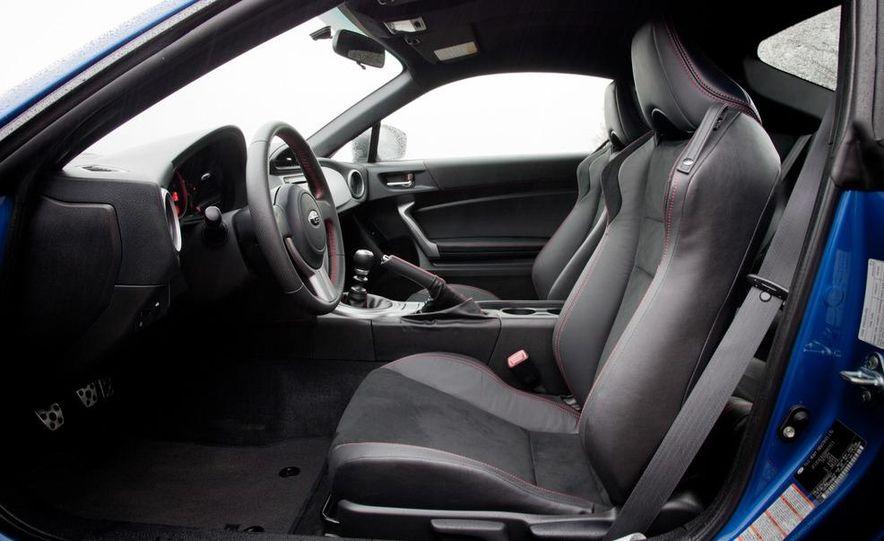 2013 Subaru BRZ Limited - Slide 28