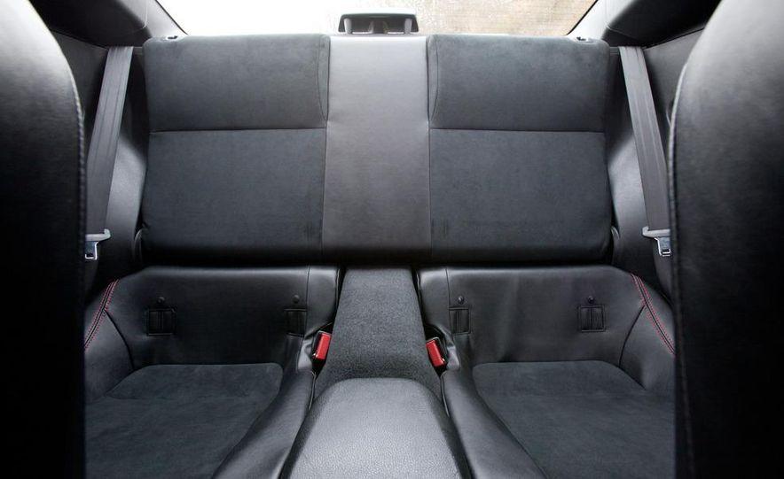 2013 Subaru BRZ Limited - Slide 31