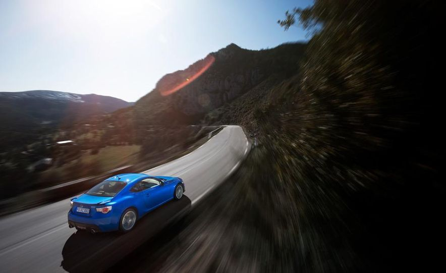 2013 Subaru BRZ Limited - Slide 2