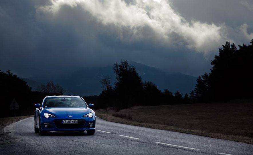 2013 Subaru BRZ Limited - Slide 12