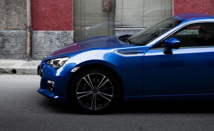 2013 Subaru BRZ Limited - Slide 17