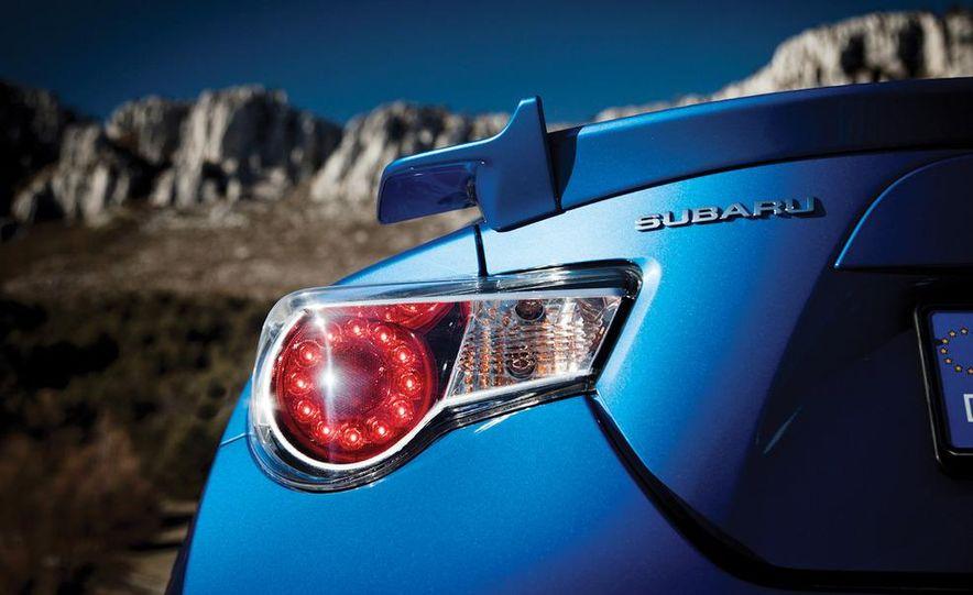 2013 Subaru BRZ Limited - Slide 25