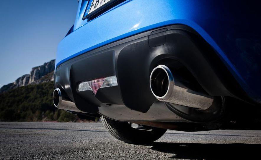 2013 Subaru BRZ Limited - Slide 27