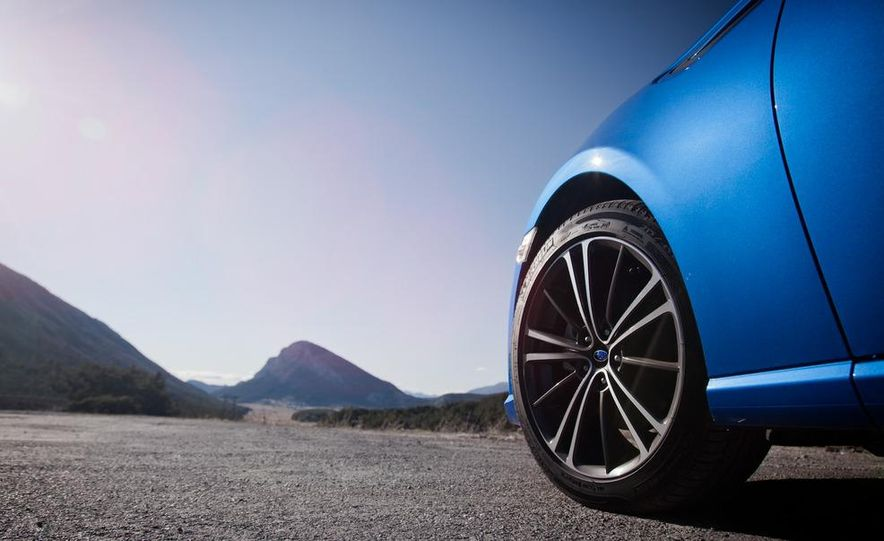 2013 Subaru BRZ Limited - Slide 24