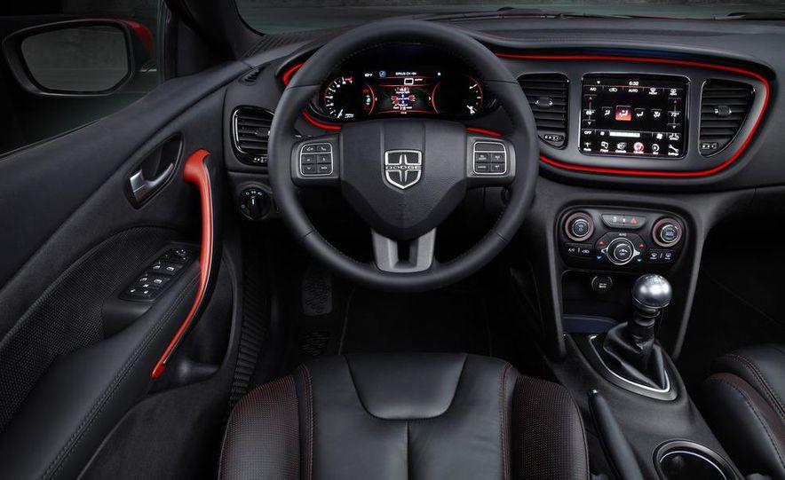 2013 Dodge Dart Rallye - Slide 11