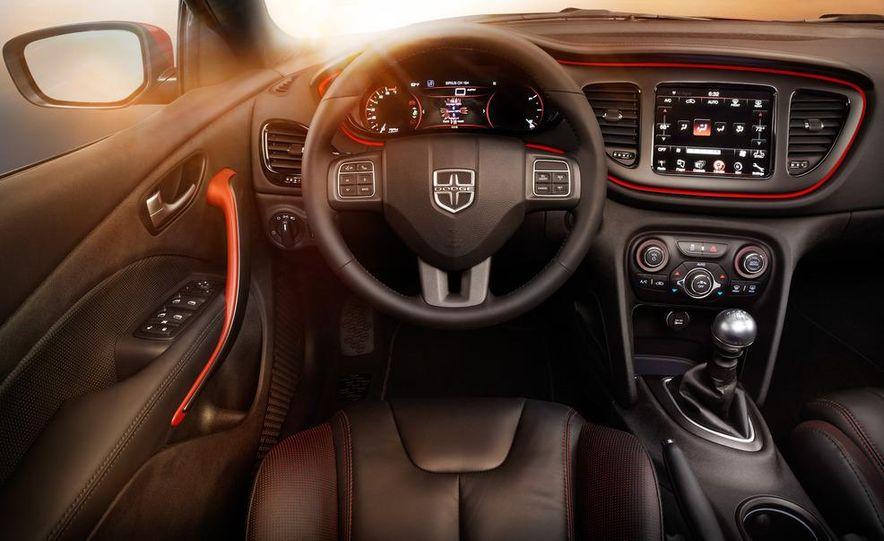 2013 Dodge Dart Rallye - Slide 23