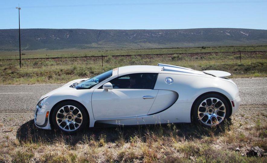2013 Bugatti Veyron 16.4 Grand Sport Vitesse - Slide 5
