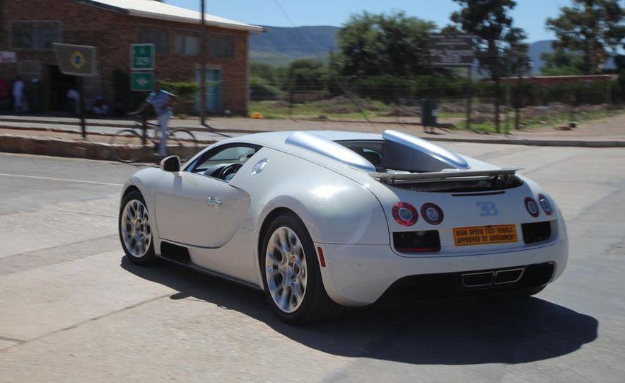 2013 Bugatti Veyron 16.4 Grand Sport Vitesse - Slide 7