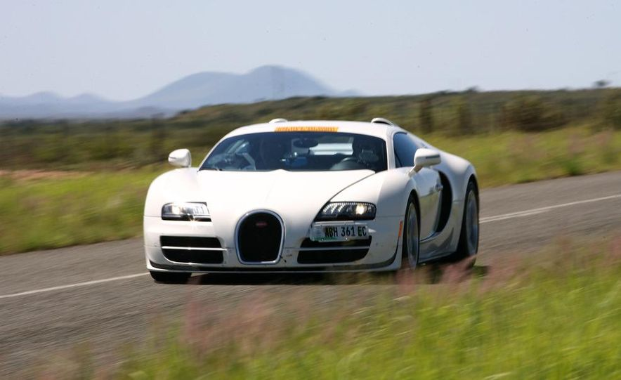 2013 Bugatti Veyron 16.4 Grand Sport Vitesse - Slide 8