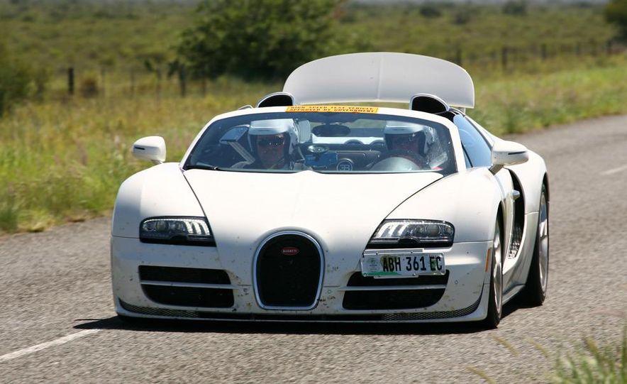 2013 Bugatti Veyron 16.4 Grand Sport Vitesse - Slide 20